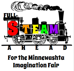 STEAM Imagination Fair Logo