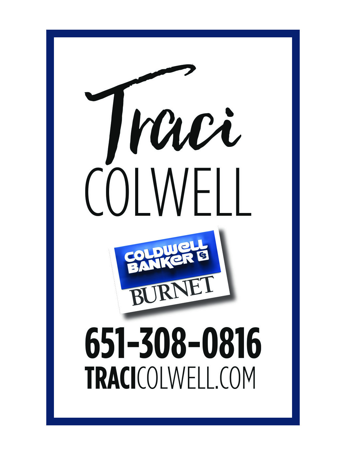 Traci Colwell Logo